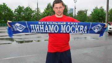 Игорь Семшов сыграл за дублеров