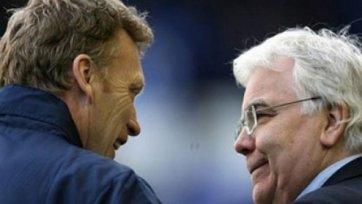 «Эвертон» не теряет надежды продлить соглашение с Мойесом