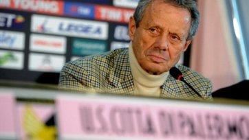 Президент «Палермо» не верит в победу над «Ромой»