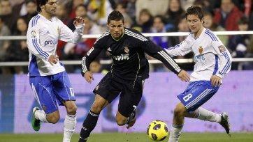 «Реал» теряет очки вслед за «Барселоной»