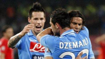Голевая феерия в матче «Торино» - «Наполи»