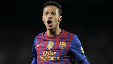 Отец Тиаго считает, что сыну нужно уйти из «Барселоны»