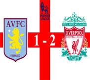 Астон Вилла - Ливерпуль (1:2) (31.03.2013) Видео Обзор