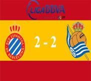 Эспаньол - Реал Сосьедад (2:2) (31.03.2013) Видео Обзор