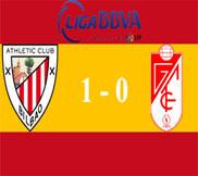 Атлетик - Гранада (1:0) (01.04.2013) Видео Обзор