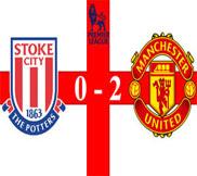Сток Сити - Манчестер Юнайтед (0:2) (14.04.2013) Видео Обзор