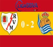 Райо Вальекано - Реал Сосьедад (0:2) (14.04.2013) Видео Обзор