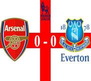 Арсенал - Эвертон (0:0) (16.04.2013) Видео Обзор