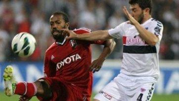 «Бешикташ» с трудом обыграл аутсайдера чемпионата Турции
