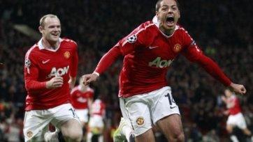 Хавье Эрнандес хочет уйти из «Манчестер Юнайтед»