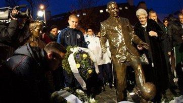 Сегодня в Будапеште был открыт памятник Ференцу Пушкашу