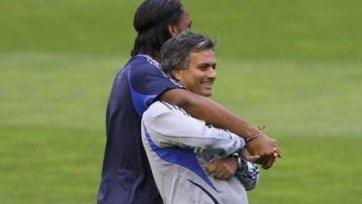 Дрогба советует «Челси» вернуть Моуринью