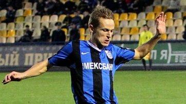 Дмитрий Гришко перешел в «Олимпик»