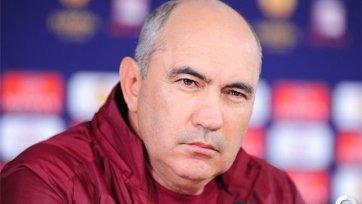 Курбан Бердыев: «Нам уже нельзя отступать, поэтому будем менять состав и тактику»