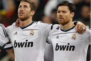 УЕФА может наказать Рамоса и Алонсо