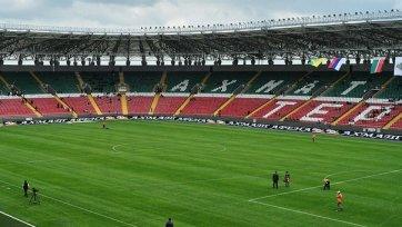 Финал Кубка России пройдет в Грозном