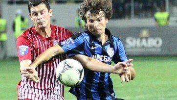 «Черноморец» теряет очки в матче с «Зарей»