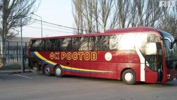Автобус с игроками «Спартака» попал в ДТП