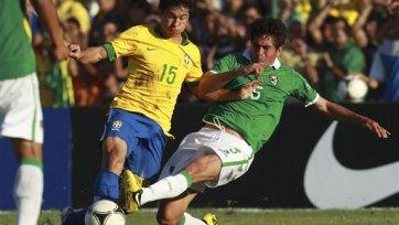 Бразилия громит Боливию в благотворительном матче