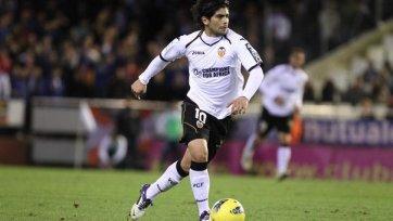 «Галатасарай» присматривается к полузащитнику «Валенсии»