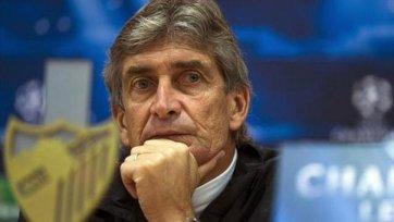 «Малага» прибыла в Дортмунд без главного тренера