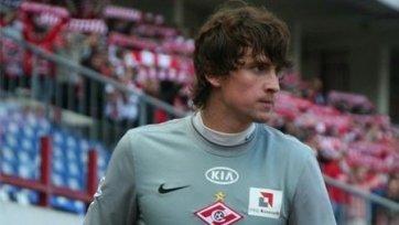 «Спартак» потерял Песьякова