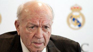 Почетный президент «Реала» госпитализирован