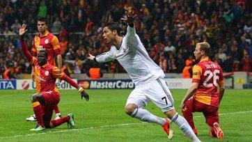 «Галатасарай» - «Реал» 3:2. Чуда не состоялось