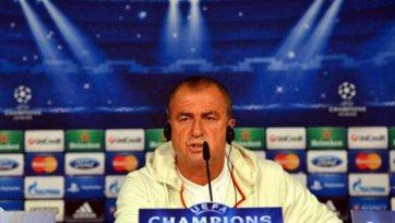 Фатих Терим: «Победой над «Реалом» мы заслужили уважение всего мира»