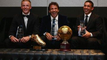 Алессандро дель Пьеро и в Австралии лучший!