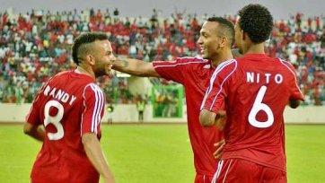 Экваториальная Гвинея может лишиться трех очков в отборе на ЧМ-2014