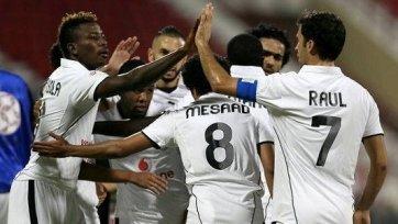 Рауль приблизил свою команду к победе в чемпионате Катара