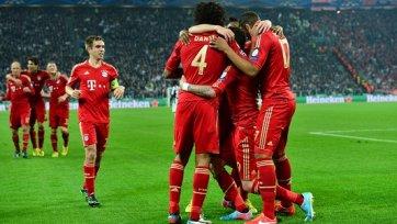 «Бавария» обыгрывает «Ювентус» и в Турине