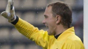 Владимир Жук продолжит карьеру в «Олимпике»