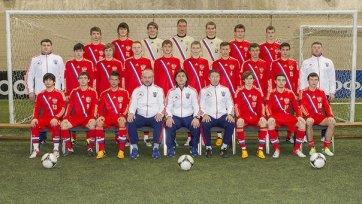 Юношеская сборная России выиграла турнир в Словакии