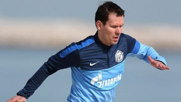 Константин Зырянов провел 200-й матч за «Зенит»