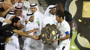 Рауль в составе «Аль Садда» выиграл чемпионат Катара