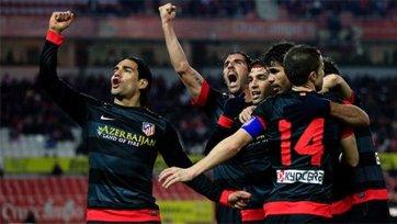«Атлетико» на своем поле без проблем справился с «Гранадой»