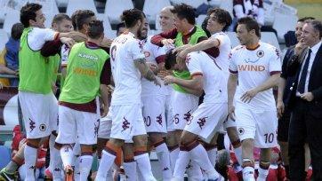 «Рома» обыгрывает «Торино» и поднимается на пятое место