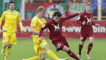 «Рубин» ушел от поражения в матче с «Ростовом»