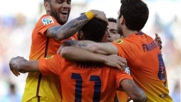 «Барселона» продолжает громить соперников