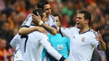 «Реал» одерживает уверенную гостевую победу