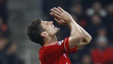 Марио Гомес может покинуть «Баварию»