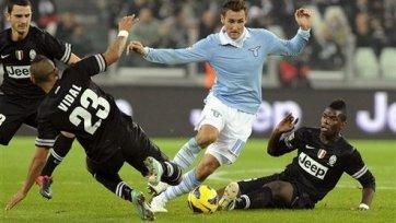 Анонс. «Лацио» - «Ювентус»: претендент на попадание в ЛЧ против лидера сезона