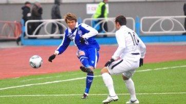 Чичерин продлил контракт с «Динамо»