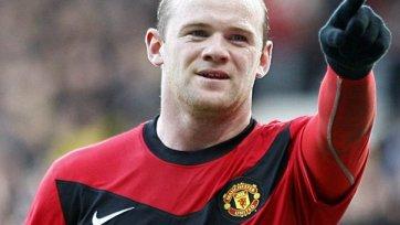 «Манчестер Юнайтед» готовит контракт для Руни