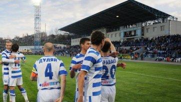 «Севастополь» пробился в полуфинал Кубка Украины