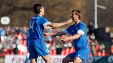 «Днепр» уверенно выходит в полуфинал Кубка Украины
