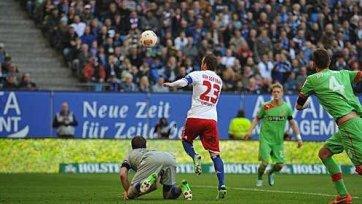Дубль Ван дер Варта принес «Гамбургу» победу над «Фортуной»