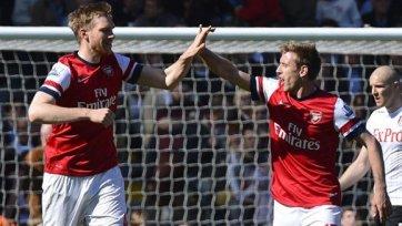 «Арсенал» одержал важную победу над «Фулхэмом»
